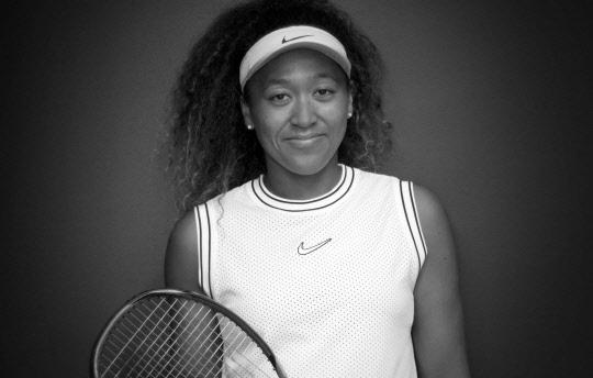 여자 테니스 세계랭킹 1위 오사카, 나이키와 계약...850만 달러로 추정